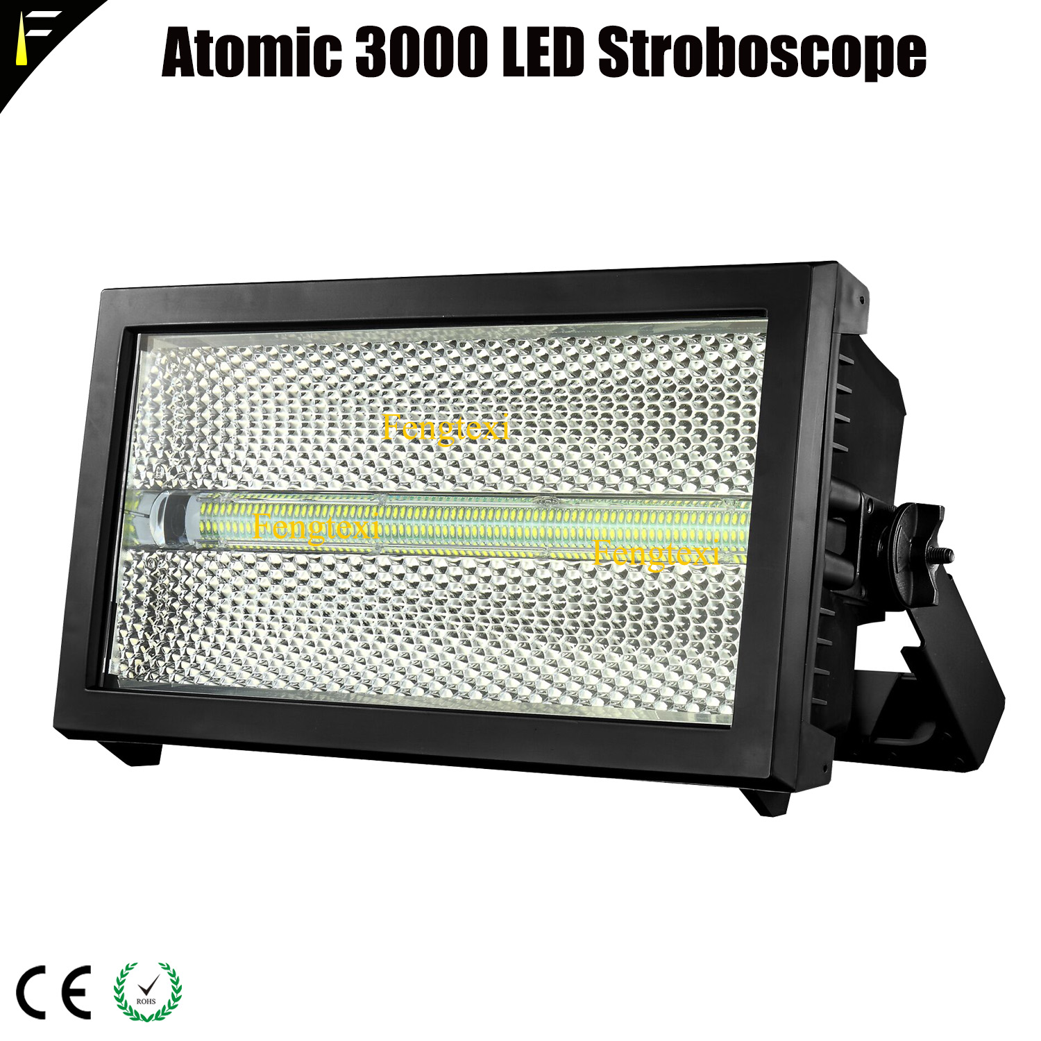 Atomic Aura RGB LED 3000 Blinder Strobe Light