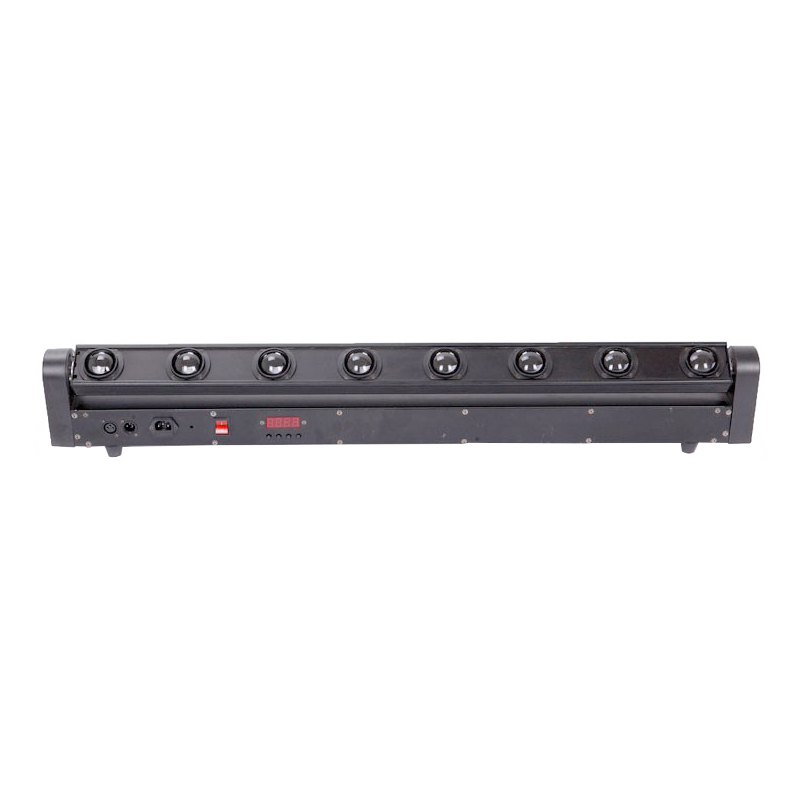 8Eyex8W/10W LED Mini Beam Light Bar