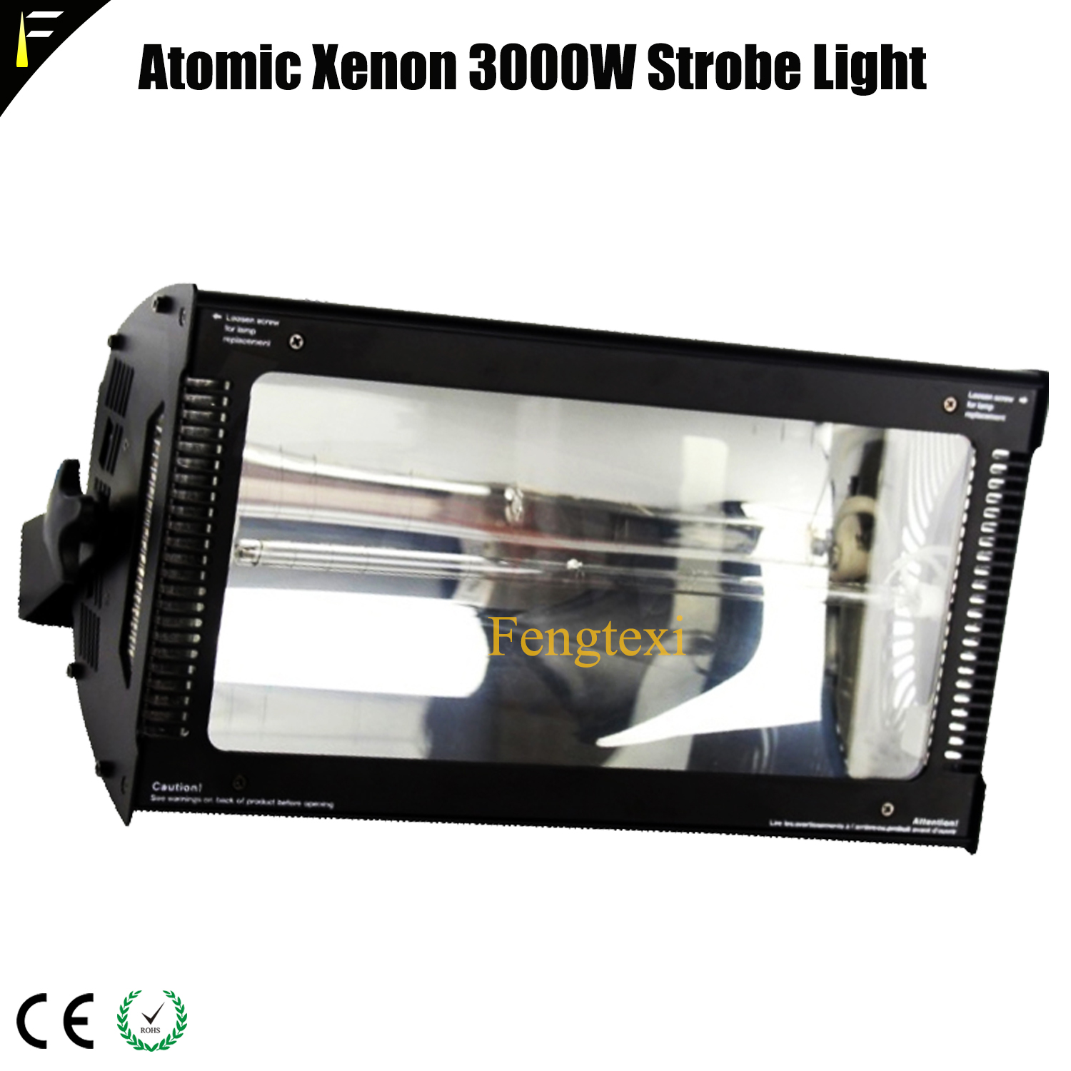 Atomic 3000 Watt DMX Xenon Strobe Light
