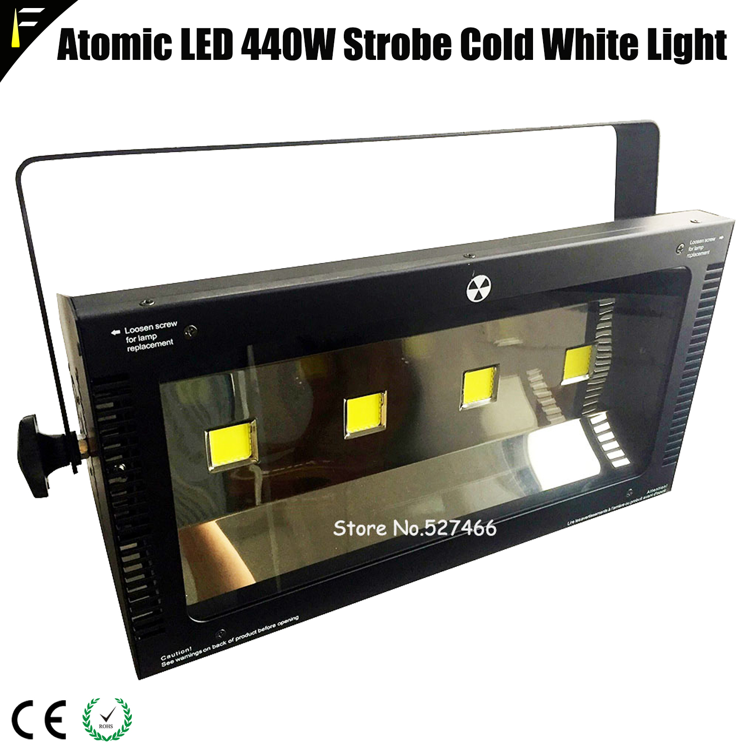 LED Atomic 400W Strobe Light
