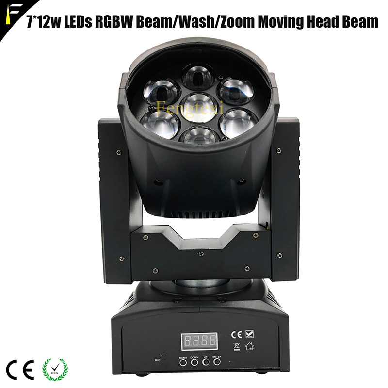 7x10W LED Moving Head